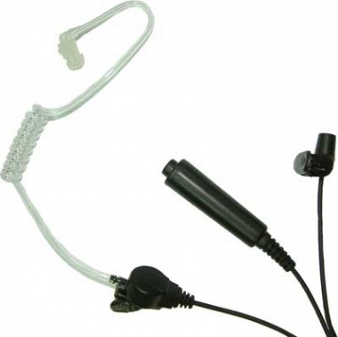 Motorola GP 300, GP340, CP040 3 Wire Covert Earpiece