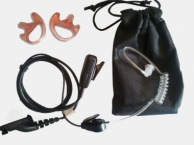 Motorola DP3400,DP4200, DP4800 Earpiece & Ear Mould Bundle