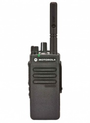 Motorola DP2400e digital radio