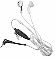 Sepura Covert MP3 Style Earphones & Microphone