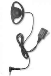 Vertex & Yaesu D-Shape Earpiece and Microphone