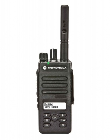 Motorola DP2600E digital  two way radio