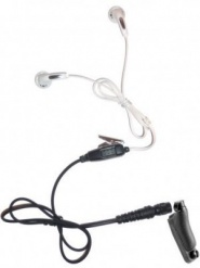 Motorola DP3400 MP3 Covert Earpiece with adaptor